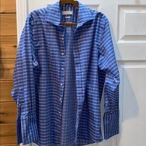 Mens Michael Kors dress shirt